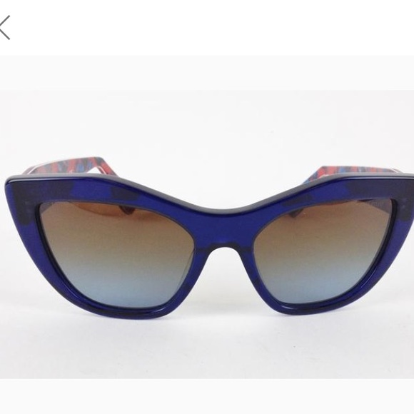 37d0971bd3a2 Mini miu blue and red sunglasses. M 5ad15338caab4453037e0621. Other  Accessories ...